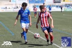 2ª Fase, J.5 UD Socuéllamos Vs Atlético  de Madrid B