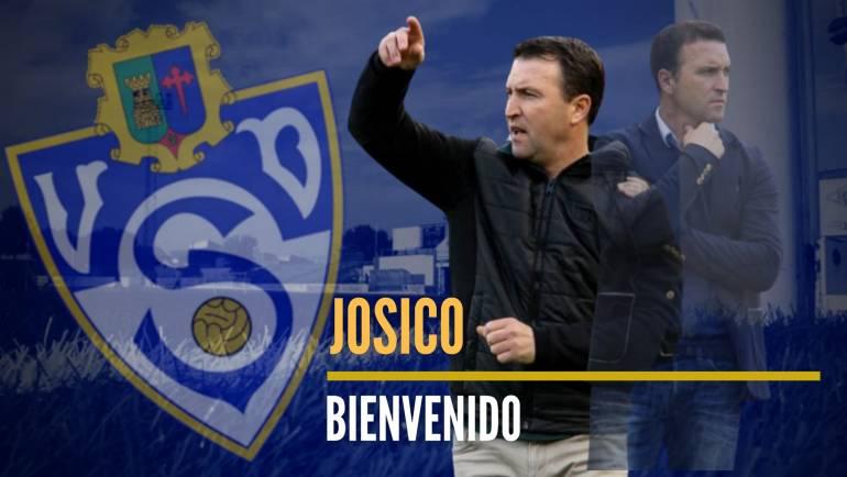 JOSICO, NUEVO ENTRENADOR